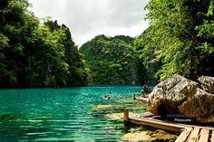 PALAWAN, Philippines: The Paradise Island - Kayangang Lake