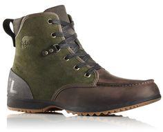 Sorel Men's Ankeny Moc Toe Boot