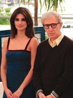 Penelope Cruz & Woody Allen