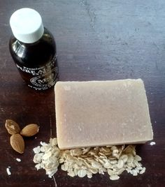 New!  Check out this item in my Etsy shop https://www.etsy.com/listing/153880026/oatmeal-almond-goat-milk-soap