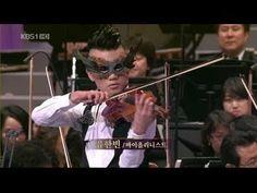 Sarasate - Carmen Fantasy (Violin:Ryu Han-Bin)