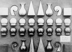 Man Ray: Chess Set
