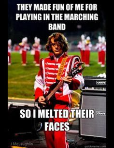 25 Hilarious Marching Band Memes | SMOSH