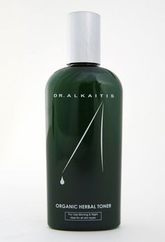 DR. ALKAITIS Organic Herbal Toner 4oz by DR. ALKAITIS. $55.00. Acts as toner, astringent, a skin balancer, and an anti-inflammatory.. Does not dry out the skin. Sooth and heal burns. Organic Herbal Toner is a wonderful multi-purpose product that acts as toner, astringent, a skin balancer, and an anti-inflammatory. It will also help sooth and heal burns; as well as being an excellent after-sun tonic. Does not dry out the skin and can be used as a moisturizer for oily co...