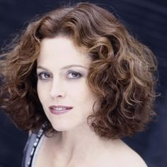 American actress Sigourney Weaver turns 65 today - she was born in Many associate her with her role as Ellen Ripley in the Alien film franchise. She also is well know for Ghostbusters, Gorillas in the Mist, Working Girl and Avatar. Most Beautiful Women, Beautiful People, Gorillas In The Mist, Mannequins, Beautiful Actresses, American Actress, Movie Stars, Lady, Curly Hair Styles