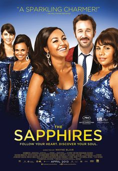 While it's plenty predictable and sentimental, The Sapphires also has an irresistible feel-good vibe, winning music and charming performances to spare.