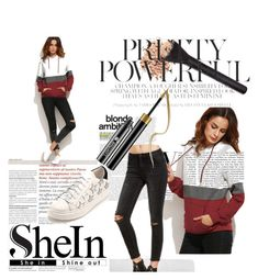 """Shein 2"" by zerina913 ❤ liked on Polyvore featuring shein"