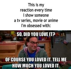 This is how I feel when I talk about anime to my crush, since I just got him obsessed with anime! \)^o^)/