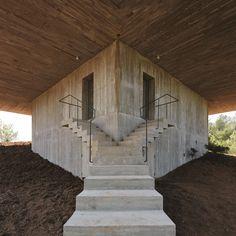 Pezo Von Ellrichshausen Architects, Cristobal Palma · Solo House. Cretas, Teruel, Spain · Divisare