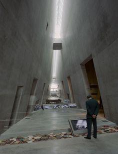 Gallery of Flashback: Yad Vashem Holocaust Museum / Safdie Architects - 1