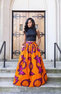 Melange Mode Pink Butterfly Maxi Skirt – Zuvaa