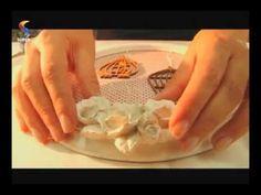 SEMPRE FELIZ - Aprenda a fazer molduras com pátina provençal e aplique c...