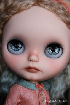 Custom OOAK Blythe Doll by Cupcake Curio | eBay