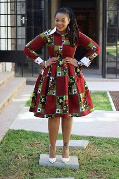 7c5ba766b442 Bow Africa Fashion More African Print ...