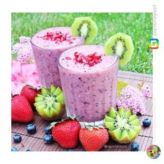 repost via @instarepost20 from @healthysmoothies101 POM BERRY SMOOTHIE blend: 1 cup frozen berries – ½ pomegranate seeds – 1 cup milk – 2 kiwis skin off – some ice. Adjust thickness with more or less milk #BreakfastSmoothie #fruits #raw #EatClean #vegan #paleo #Good4You #NoJunk #nutritional #TasteGreat #NaturallySweet #smoothie #AllNatural #MadeByYou #SuperFoods #NaturesFood #antioxidants #MakeYourOwn #KnowYourIngredients #NaturalVitamins