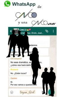 Read Chat 01 from the story WhatsApp de CNCO y una CNCOwner by Leyva_Girl (🍃 niña osorio 🍃) with reads. Cnco Logo, Popular Stories, Wattpad, Papi, Tumblr Funny, Reading, Books, Movie Posters, Fox