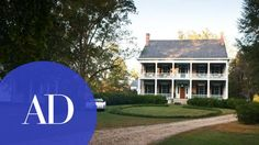 Tour the Help director's antebellum home. Bevolo had a special place in the final steps of this home!
