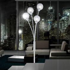 Frisch Wohnzimmer Stehlampe