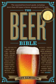 $10.85 - The Beer Bible, the ultimate guide to ever beer you want to drink, removing the guess work with the best recommendations & making this the perfect gift for any beer lover