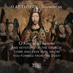 O Antiphon – Day 6