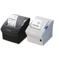 Impresora térmica. Diseñado para los requisitos de configuración de punto de venta.