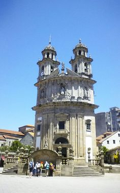 Pontevedra Iglesia de la Peregrina