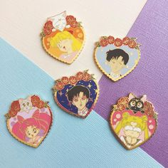 sailormoon pin