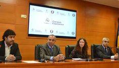 El Campus Experience Fundación Real Madrid llega a Ávila por primera vez gracias a la UCAV y al Real Ávila http://www.revcyl.com/web/index.php/deportes/item/10216-el-campus-experience