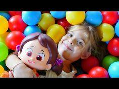 Eğlenceli video. Elis ve bebek Zara'nın İtalya Macerası - YouTube