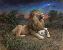 Lion And The Lamb - Song Of Yahweh