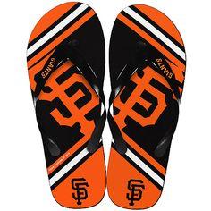 San Francisco Giants Unisex Big Logo Flip Flops - MLB.com Shop