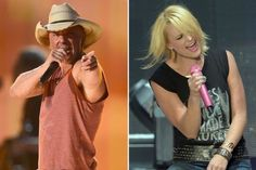 Kenny Chesney Invites Miranda Lambert for 2016 Spread the Love Tour Dates