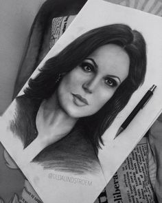Awesome Regina (Lana) in awesome art by Tilda Lindstrom