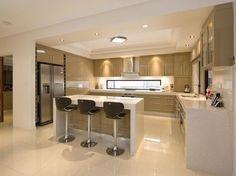 kitchen designs with breakfast bar