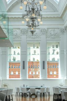 The Corinthian Club, Glasgow. Interesting mix of new and fresh old