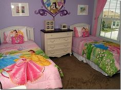 princess room purple | to choose from and zoe would get her purple disney princesses room