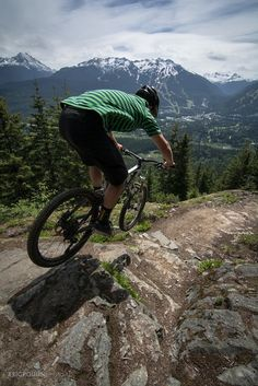 Will Westwood at Billy's Epic in Whistler, British Columbia, Canada - photo by poulin1 - Pinkbike