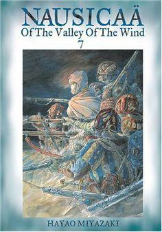 Nausicaa of the Valley of the Wind, Vol. 7 by Hayao Miyazaki. $9.95. Author: Hayao Miyazaki. Publisher: VIZ Media LLC; 2nd edition (September 7, 2004). Publication: September 7, 2004. Series - Nausicaa of the Valley of the Wind (Book 7)