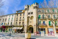 MNQA32 - Porte de la Saunerie à Manosque - Alpes de Haute Provence 04