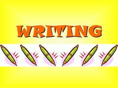 Here's a free PowerPoint outlining the writing process.   Offered for free at MargD's weebly site.