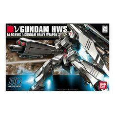 V GUNDAM HWS (HEAVY WEAPON SYSTEM). Price:893.60 THB. Model series:HGUC. Scale:1/144