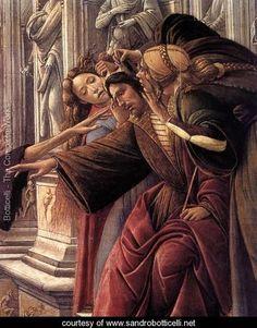 Calumny (detail 3) 1495 - Sandro Botticelli (Alessandro Filipepi) - www.sandrobotticelli.net