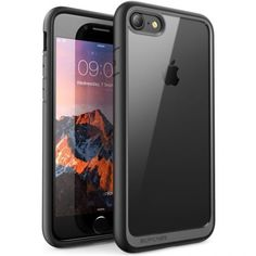 iPhone 8 Case, SUPCASE Unicorn Beetle Style Premium Hybrid Protective Clear Bumper Case [Scratch Resistant] for Apple iPhone 7 2016 / iPhone 8 2017 Release Iphone 7 Noir, Coque Iphone 7 Plus, Iphone Se, Apple Iphone, Best Iphone, Protection Iphone, Smartphone Features, Accessoires Iphone, Ipad