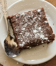 Brownies, these are the best ever, moist, fudgie, and chocolatey you will ever eat.