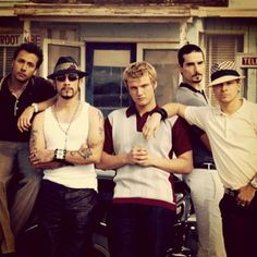 Twitter / Recent images by @backstreetboys