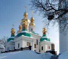 https://flic.kr/p/9729Rt   Church, Kiev Pechersk Lavra (HDR)  