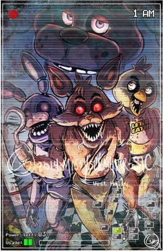 Five Nights at Freddy's new show.I know,you guys are probably saying have you gone mad.Yaaas!Five Nights at Freddy's is on air this Saturday.