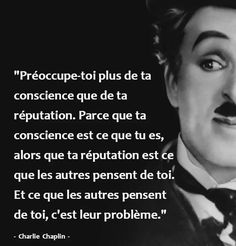 True Quotes, Book Quotes, Motivational Quotes, Cogito Ergo Sum, Charlie Chaplin, French Quotes, Celebration Quotes, Funny Couples, Positive Attitude