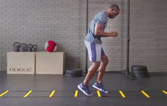 44 Speed Ladder Drills That Make Your Body Faster and Your Mind Sharper | Men's Health
