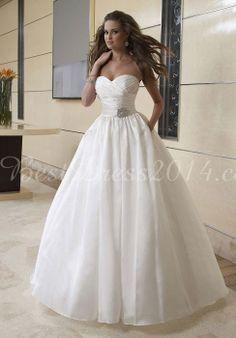 Sweetheart Wedding Dresses OMGosh! Do I see pockets?!